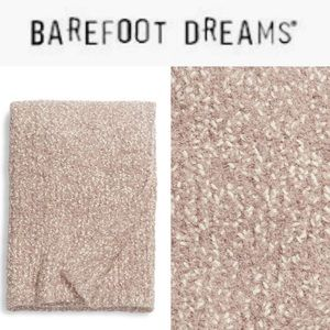 BAREFOOT DREAMS Chunky Bouclé Knit Throw